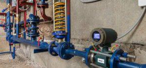 Монтаж узлов учета энергоресурсов