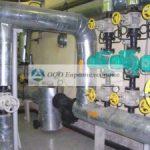 Автоматизация процессов тепловых пунктов со схемой