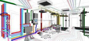 Проектирование систем отопления и водоснабжения, монтаж