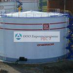 Учёт нефти в вертикальных стальных резервуарах