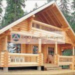 Деревянный дом – тепло и практичность природного материала
