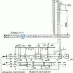 Составить проект узла учета тепловой энергии УУТЭ