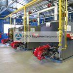 Автоматизация котельных установок, проекты и схемы