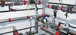 Проектирование узлов учета тепла в ООО Евротехсервис