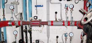 Установка узла учета тепловой энергии в Евротехсервис