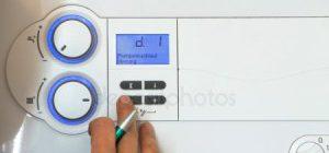 Бытовой детектор угарного газа от