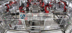 Решение промышленной автоматизации на производственном предприятии