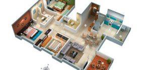 Как оформить перепланировку квартиры