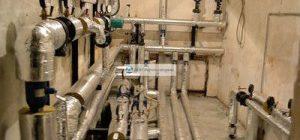 Проект узла учета сточных вод и пара