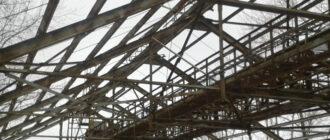 Как происходит демонтаж металлических конструкций