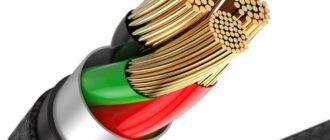 Особенности производства и назначения кабелей