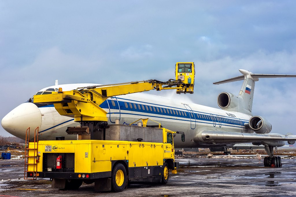 Предполётная подготовка самолёта, как гарантия пассажирской безопасности
