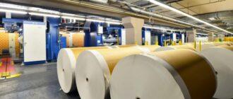 Как определить качество рулонной бумаги на этапе производства?