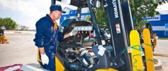 «Союзэнерго» - новое слово в ремонте погрузчиков