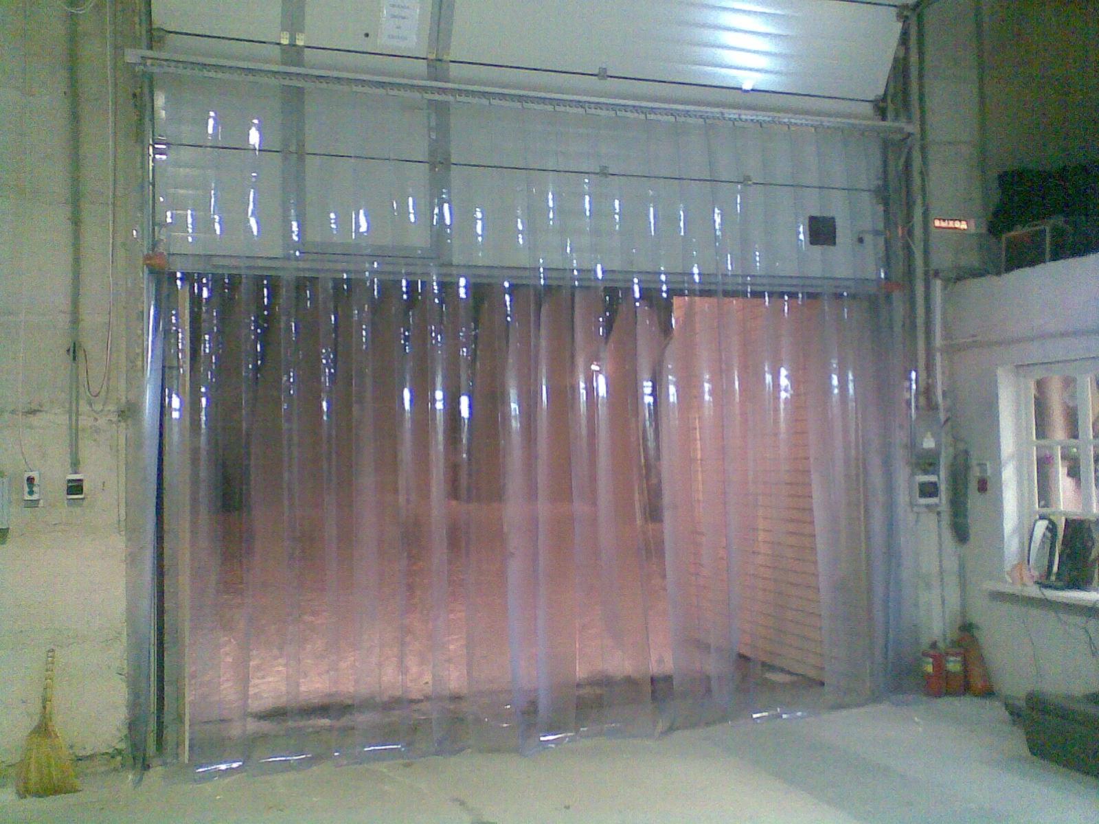 Армированные шторы с силиконом