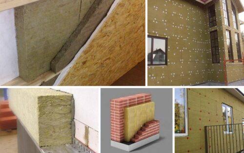 Самые распространенные ошибки при утеплении здания
