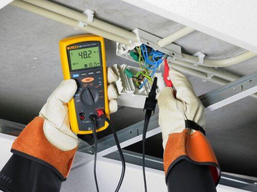 Залог наедежной работы электрооборудования: Замер сопротивления изоляции и защитита оборудование с посощью частотного преобразрвателя