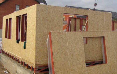 Каркасно-щитовое строительство: доступно и эффективно