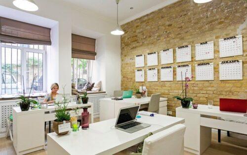 Как оборудовать офис агентства недвижимости