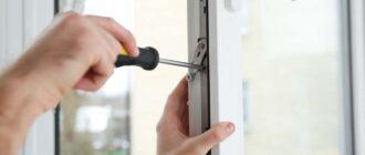 Как отрегулировать пластиковые окна, чтобы не дуло